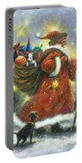 Strolling Santa II Portable Battery Charger