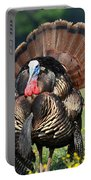 Strutting Gobbler Portable Battery Charger