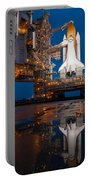 Sts 135 Atlantis Prelaunch Portable Battery Charger