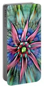 Sttained Glass Window Portable Battery Charger