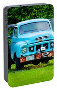 Studebaker Flatbed Truck Portable Battery Charger