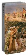 Study For The Execution Of The Twenty Six Baku Commissars Portable Battery Charger