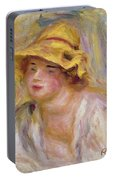 Study Of A Girl, C.1918-19 Portable Battery Charger