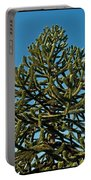 Study Of The Monkey Puzzle Tree Portable Battery Charger