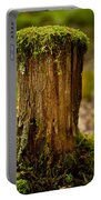 Stump Portable Battery Charger by Shane Holsclaw