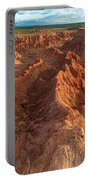 Stunning Red Rock Formations Portable Battery Charger