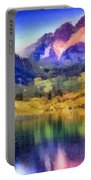 Stunning Reflections Portable Battery Charger