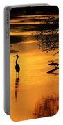 Sublime Silhouette Portable Battery Charger