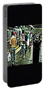 Subway Seranade Portable Battery Charger
