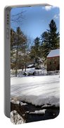 Sudbury - Grist Mill Winter Creek Portable Battery Charger