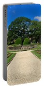 Sudeley Castle Gardens In The Cotswolds Portable Battery Charger