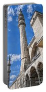 Suleiman Mosque 08 Portable Battery Charger