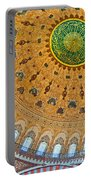 Suleiman Mosque Interior 08 Portable Battery Charger