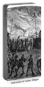 Sullivans March, 1779 Portable Battery Charger