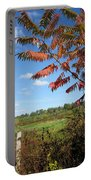Sumac Fence Portable Battery Charger