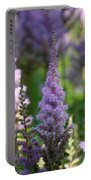 Summer Astilbe Portable Battery Charger