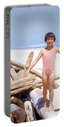 Summer At The Beach  2 Portable Battery Charger