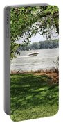 Summer At The Lake Portable Battery Charger