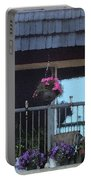 Summer Balcony Portable Battery Charger