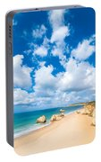Summer Beach Algarve Portugal Portable Battery Charger