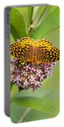 Summer Butterfly Portable Battery Charger