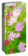Summer Colours Portable Battery Charger