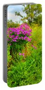 Summer Day Portable Battery Charger