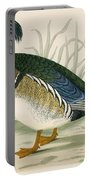 Summer Duck Portable Battery Charger