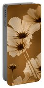 Summer Evening Cosmos  Portable Battery Charger