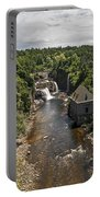 Summer In Asuable Chasm Portable Battery Charger