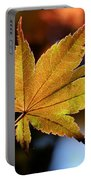 Summer Japanese Maple - 2 Portable Battery Charger