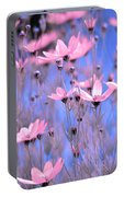 Summer Meadow Portable Battery Charger