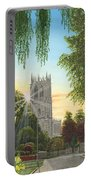 Summer Morning St. Mary Portable Battery Charger