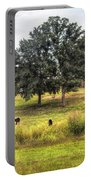 Summer On The Farm Portable Battery Charger