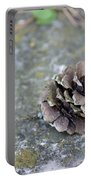 Summer Pinecone Portable Battery Charger