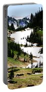 Summer Snow Portable Battery Charger