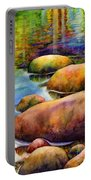 Summer Tranquility Portable Battery Charger