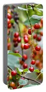 Summer Wild Berries Portable Battery Charger