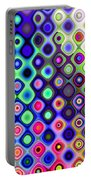 Summer's Colourful Nights Portable Battery Charger