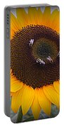 Summertime Beauty - Sunflower Portable Battery Charger