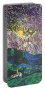 Sun And Moon Night Portable Battery Charger