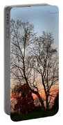 Sun Down Moon Up Portable Battery Charger
