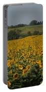Sun Flower Sea Portable Battery Charger