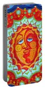 Sun God Portable Battery Charger