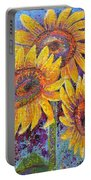Sun-kissed Beauties Portable Battery Charger