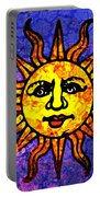 Sun Salutation Portable Battery Charger