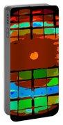 Sun Through Windows Portable Battery Charger