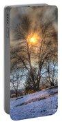 Sun Thru Smoke Portable Battery Charger