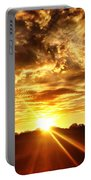 Sunburst Portable Battery Charger