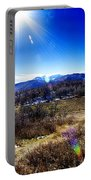 Sundance Aspen Loop-moutain Ranges V2 Portable Battery Charger